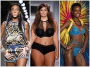 """10 người mẫu """"phi thời trang"""" gây xôn xao năm 2015"""