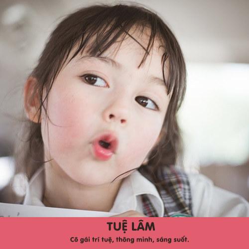 cach dat ten cho con gai hanh phuc, may man suot doi p.1 - 13