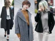 Thời trang - Thiếu nữ Hà Nội mặc chất chẳng kém tín đồ thời trang thế giới