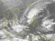 Bão Melor đi vào biển Đông, thành cơn bão số 5