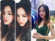 """Làm đẹp - Em gái Phương Linh: """"Tôi chưa hề đụng dao kéo"""""""