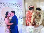 Làng sao - Hoàng Phúc và vợ tổ chức tiệc cưới theo phong cách Huế
