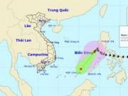 Bão Melor suy yếu thành áp thấp nhiệt đới