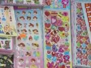 Clip Eva - Tràn lan các loại đồ chơi độc hại trên thị trường