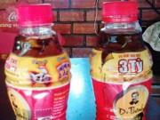 Vụ trà Dr. Thanh có cặn: Gửi mẫu đi xét nghiệm