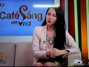 Làng sao - MC Minh Hà trở lại dẫn Cà phê sáng sau ồn ào tình cảm