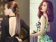 Làm đẹp - Thời trang tóc đáng học hỏi của Hoàng Thuỳ Linh (P3)