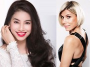 Thời trang - Phạm Hương vẫn được bà trùm Hoa hậu ca ngợi