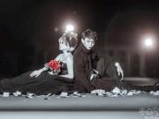 Eva Yêu - Cặp đôi chụp ảnh cưới trong nghĩa trang đã ly dị sau 4 tháng