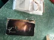 Phát hiện vỏ chiếc Apple iPhone 7 phát nổ