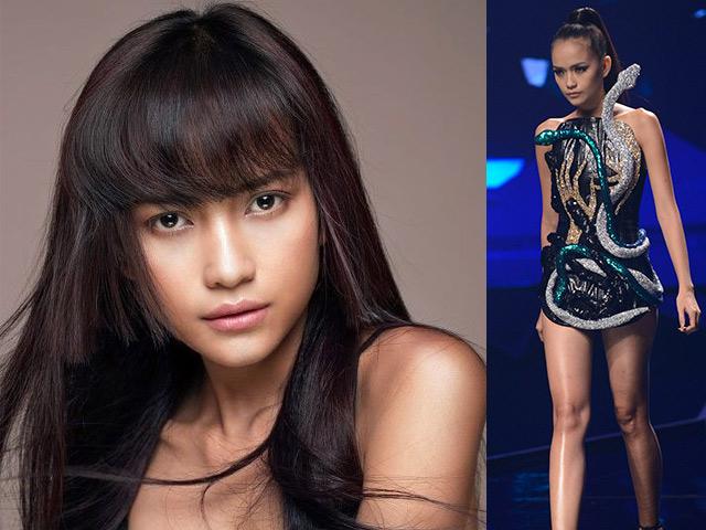 Đây là quán  quân ít bị ném đá nhất trong lịch sử Vietnams Next Top Model