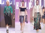 Thời trang - Cập nhật 6 xu hướng thời trang lên ngôi tại Elle Fashion Journey
