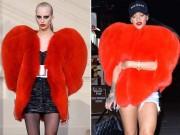 Thời trang - Đến các nhà thiết kế cũng phải ngả mũ trước cách phối đồ của Rihanna