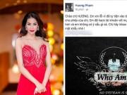 Làng sao - Facebook của Hoa hậu Phạm Hương bất ngờ bị hack dù đã được chứng thực