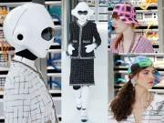 Robot mặc váy! Chỉ có trong Chanel show Xuân 2017