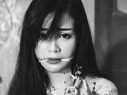 Nghệ sĩ trình diễn Bùi Thanh Lê gây chú ý với tác phẩm nghệ thuật mới