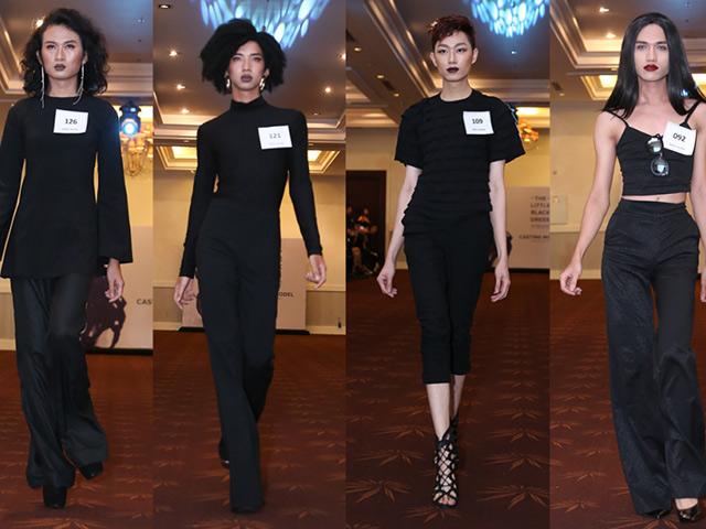 Ngày càng nhiều mẫu lưỡng tính góp mặt vào các show thời trang