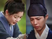 Mây họa ánh trăng tập 15: Kim Yoo Jung trơ mắt nhìn người yêu lấy cô gái khác
