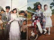 Ngắm loạt ảnh cưới thời xưa: Cô dâu cũng đẹp kém gì hot girl