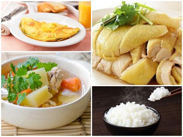 Những thực phẩm đun nóng lại cực kỳ có hại cho sức khỏe
