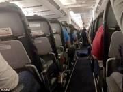 Tin tức - Hành khách buộc phải ngồi cùng xác chết suốt 3 giờ trên máy bay