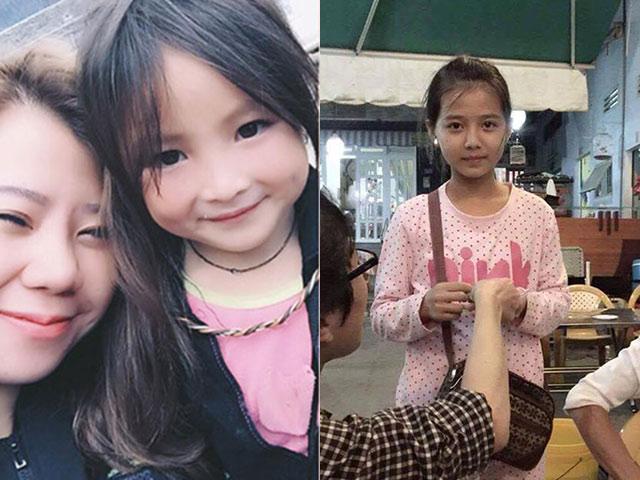 Những bé gái bán rong mang gương mặt thiên thần khiến dân mạng