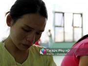 Làm mẹ - Ngày 20/10 không hoa của những người mẹ chăm con trong viện