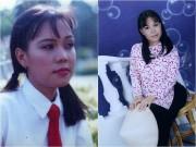 Bất ngờ với loạt ảnh thời thiếu nữ  & quot;xinh như mộng & quot; của danh hài Việt Hương