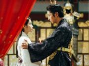 Người tình ánh trăng tập 17: Vừa lên ngôi, Lee Jun Ki đã đòi có con với IU
