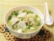 Sức khỏe - 5 thực phẩm KỴ ăn với củ cải trắng vì dễ sinh bệnh
