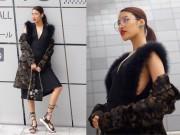 """Thời trang - Lan Khuê """"đánh bật"""" tín đồ thời trang Hàn tại Seoul Fashion Week"""