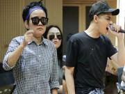 Noo Phước Thịnh hăng hái tập luyện cùng Phương Uyên cho liveshow