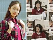 """Hình ảnh """"có một không hai"""" Kim Tae Hee """"đẹp không góc chết"""" thời sinh viên"""