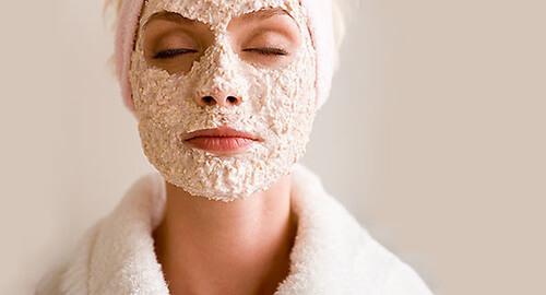 Kết quả hình ảnh cho bột yến mạch Cung cấp độ ẩm cho da