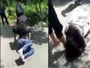 Công an điều tra vụ việc nữ sinh bị đánh, bắt liếm chân và chích thuốc phỏng tay