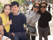 Làng sao - Hoa hậu Thu Thảo hạnh phúc đi du lịch châu Âu với bạn trai đại gia