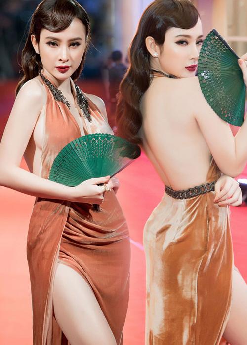 Những chiêu trò hút sự chú ý của Angela Phương Trinh