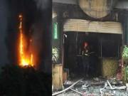 Tin tức - 6 vụ cháy quán karaoke gây thiệt hại, thương tâm nhất