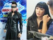 Làng sao - Phương Thanh tái xuất truyền hình sau chuyến tu học, Cao Thái Sơn bịt mắt đi ghi hình
