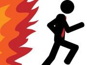 Tin tức - Từ vụ cháy ở Trần Thái Tông: Làm sao để thoát thân an toàn khỏi đám cháy?
