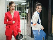 Thời trang - Con gái Sài Gòn hãy học cách mặc đồ thu đông như nàng Cám Lan Ngọc