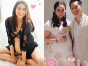 Phan Như Thảo đã sinh con gái đầu lòng nặng 3,4kg