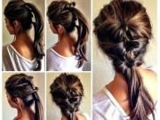 Làm đẹp - 10 kiểu tóc thắt bím cực đẹp, phối với đồ mùa đông cực yêu cho phái nữ