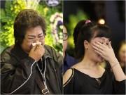 Vân Dung, Minh Vượng khóc nức nở trong lễ viếng NSƯT Phạm Bằng