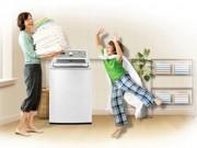 """Những con số ấn tượng của """"máy giặt trong mơ"""""""