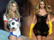 Thời trang - Cara Delevingne được mời diễn Victoria ' s Secret Show 2016 mà không cần casting