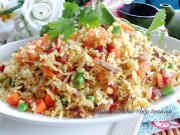 Bếp Eva - Cơm chiên kiểu Dương Châu tuyệt ngon cho bữa sáng