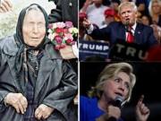 Tin tức - Lời tiên tri của bà lão mù Vanga về tân Tổng thống Mỹ Donald Trump