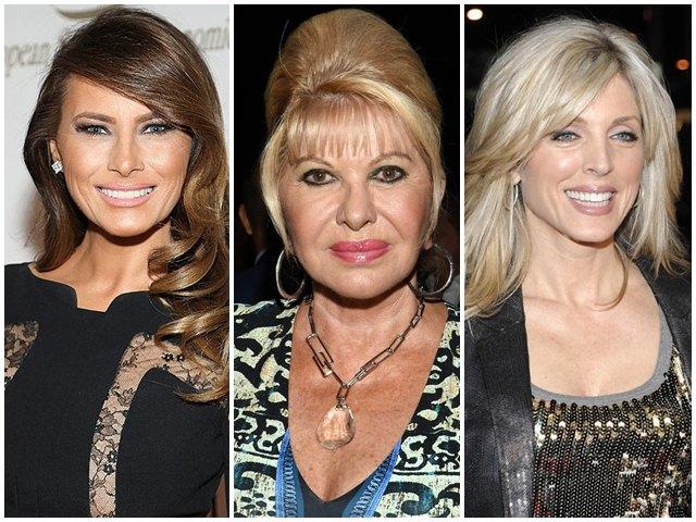 Chân dung 3 người vợ tài giỏi, nóng bỏng đã hút hồn tân Tổng thống Mỹ Donald Trump