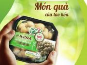 Tin tức ẩm thực - Ấm áp bữa cơm đầu đông với nấm tươi Hokto